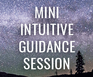 Mini Intuitive Guidance Session, Paige W. Lee